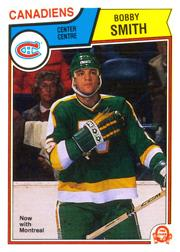 1983-84 O-Pee-Chee #181 Bobby Smith