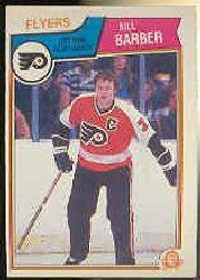 1983-84 O-Pee-Chee #260 Bill Barber