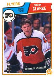 1983-84 O-Pee-Chee #262 Bobby Clarke