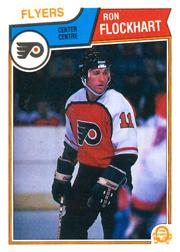 1983-84 O-Pee-Chee #264 Ron Flockhart