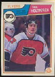 1983-84 O-Pee-Chee #266 Paul Holmgren