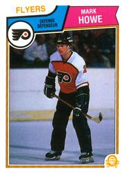 1983-84 O-Pee-Chee #267 Mark Howe
