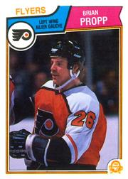 1983-84 O-Pee-Chee #271 Brian Propp