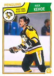 1983-84 O-Pee-Chee #282 Rick Kehoe