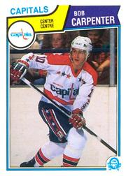 1983-84 O-Pee-Chee #366 Bobby Carpenter