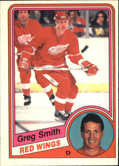 1984-85 O-Pee-Chee #64 Greg Smith