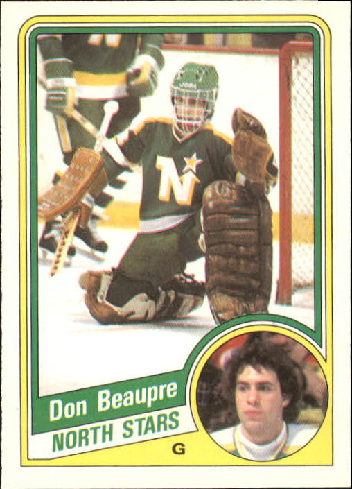 1984-85 O-Pee-Chee #94 Don Beaupre