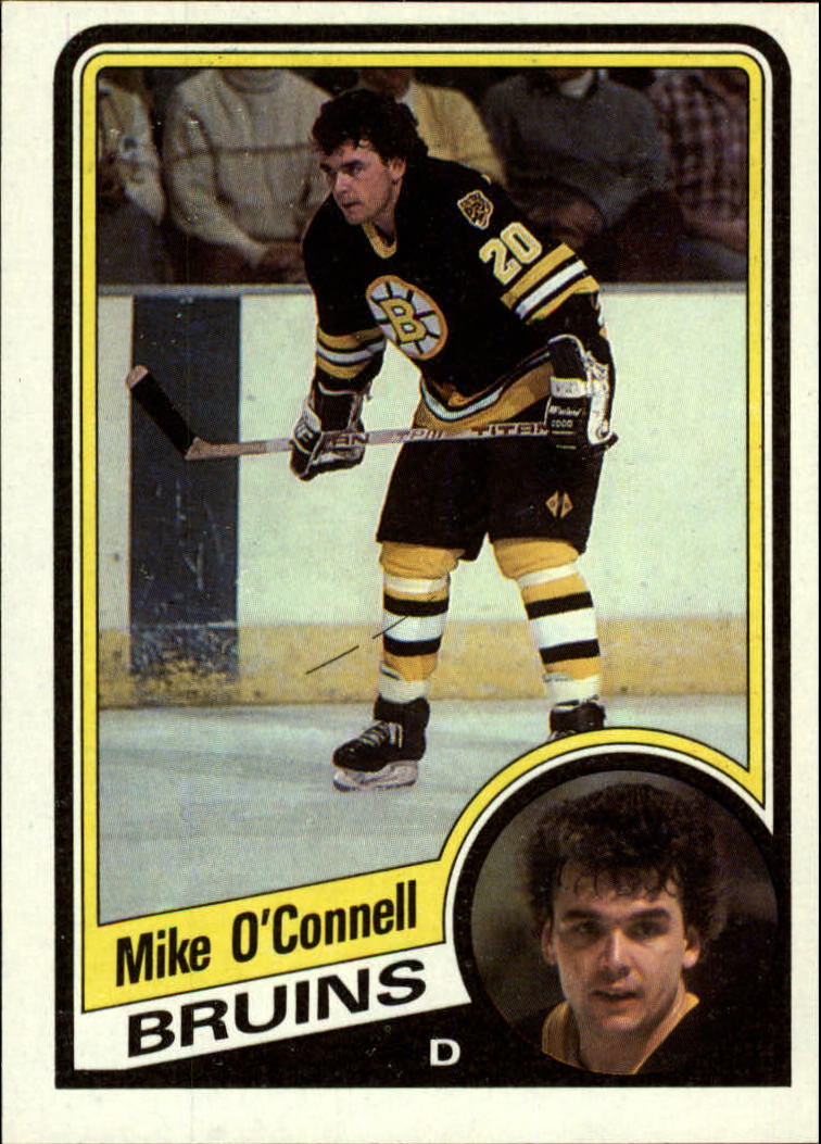 1984-85 Topps #9 Mike O'Connell