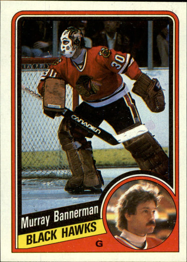1984-85 Topps #27 Murray Bannerman