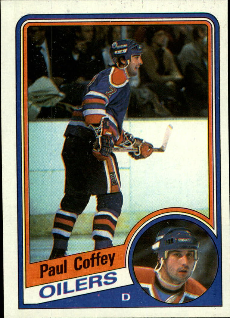 1984-85 Topps #50 Paul Coffey