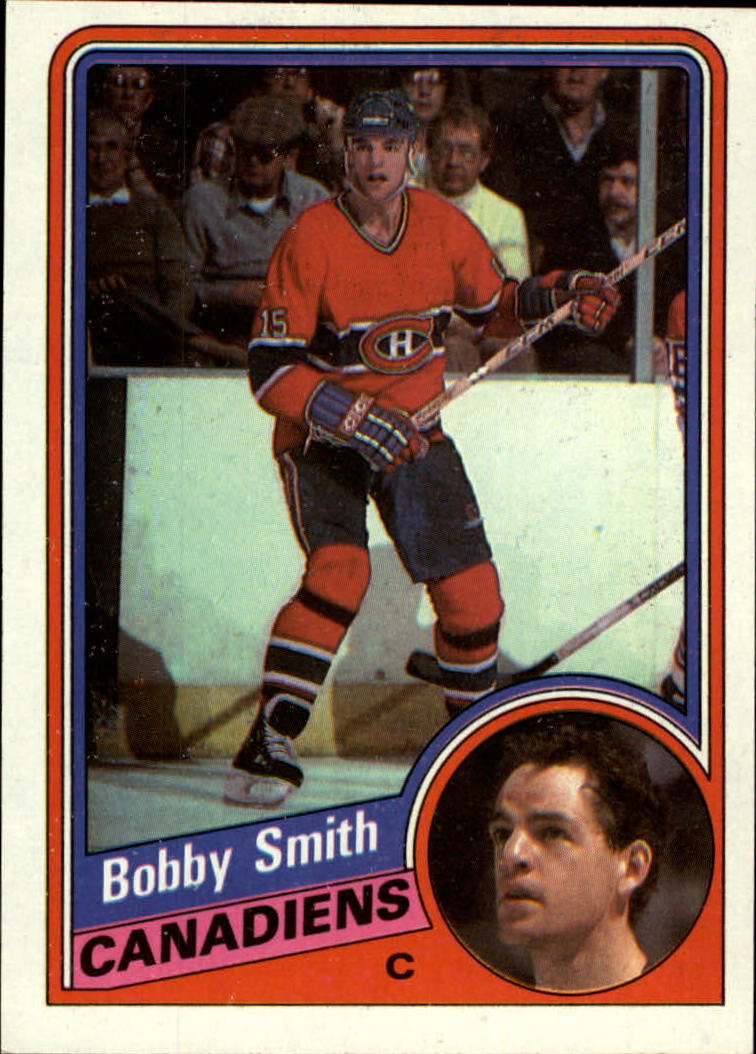 1984-85 Topps #83 Bobby Smith