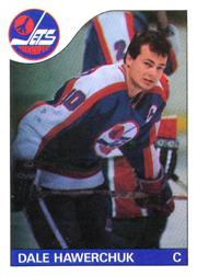 1985-86 O-Pee-Chee #109 Dale Hawerchuk