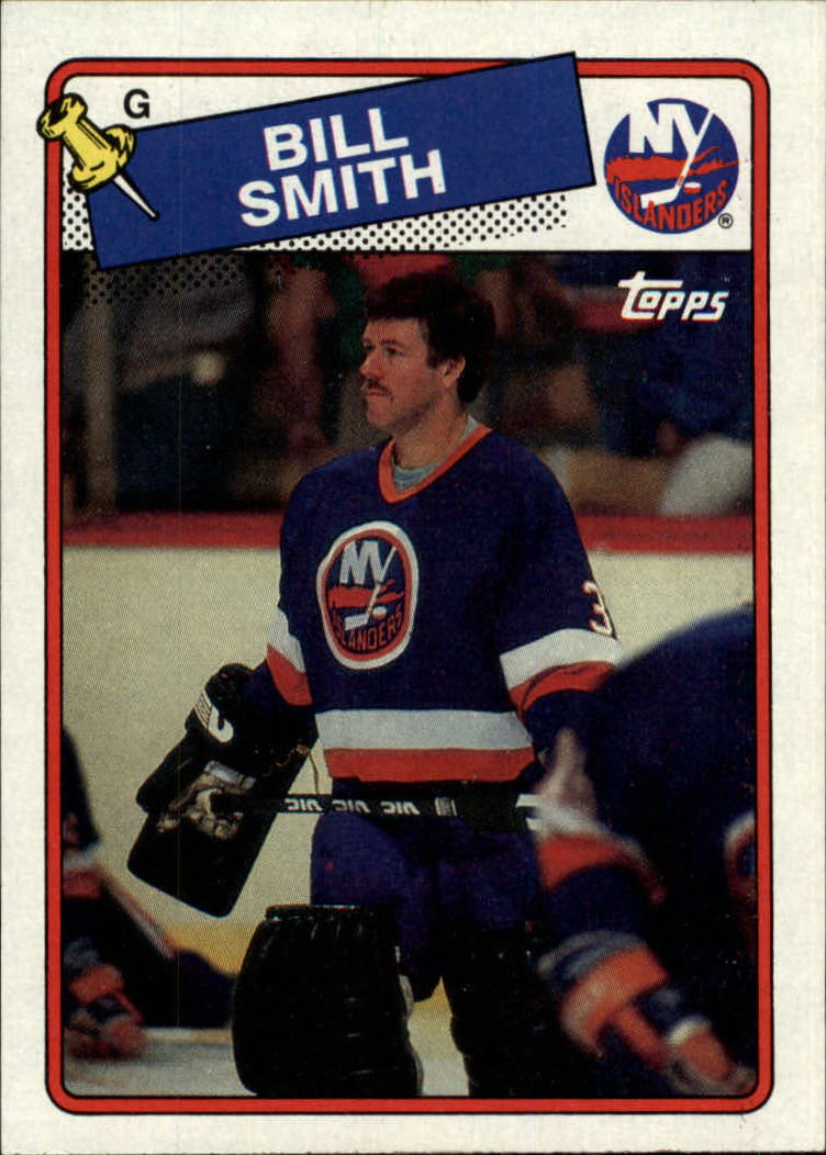 1988-89 Topps #17 Billy Smith DP