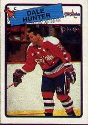 1988-89 Topps #70 Dale Hunter DP
