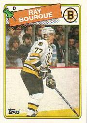 1988-89 Topps #73 Ray Bourque DP