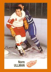 1988-89 Esso All-Stars #47 Norm Ullman