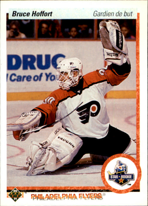 1990-91 Upper Deck French #135 Bruce Hoffort