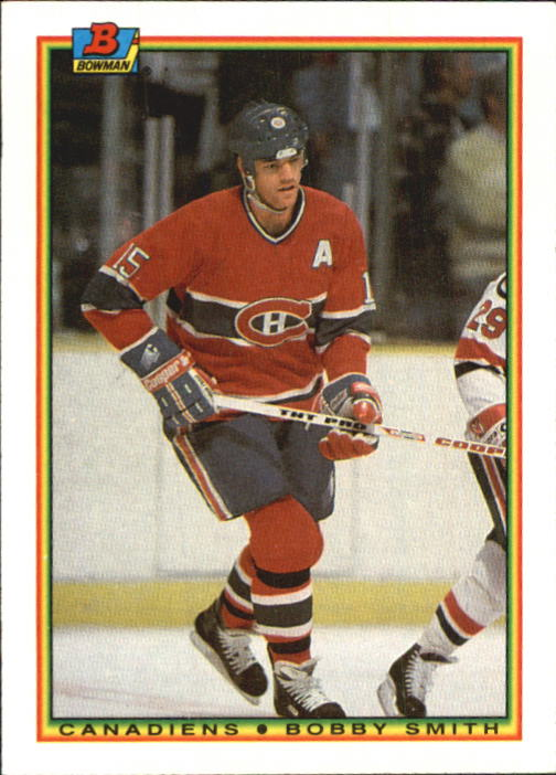 1990-91 Bowman #51 Bobby Smith