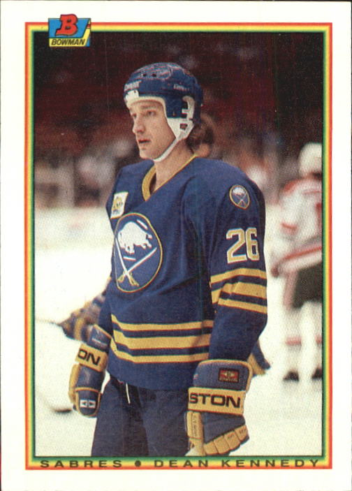 1990-91 Bowman #248 Dean Kennedy RC