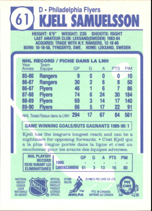 1990-91-O-Pee-Chee-Hockey-Cards-Pick-From-List thumbnail 25