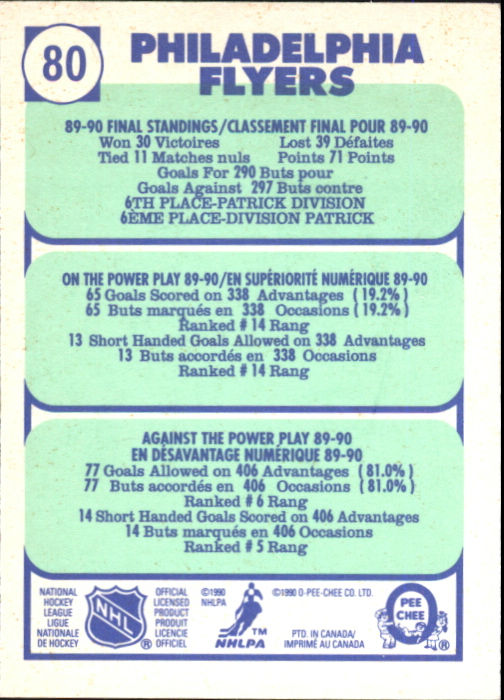 1990-91-O-Pee-Chee-Hockey-Cards-Pick-From-List thumbnail 35