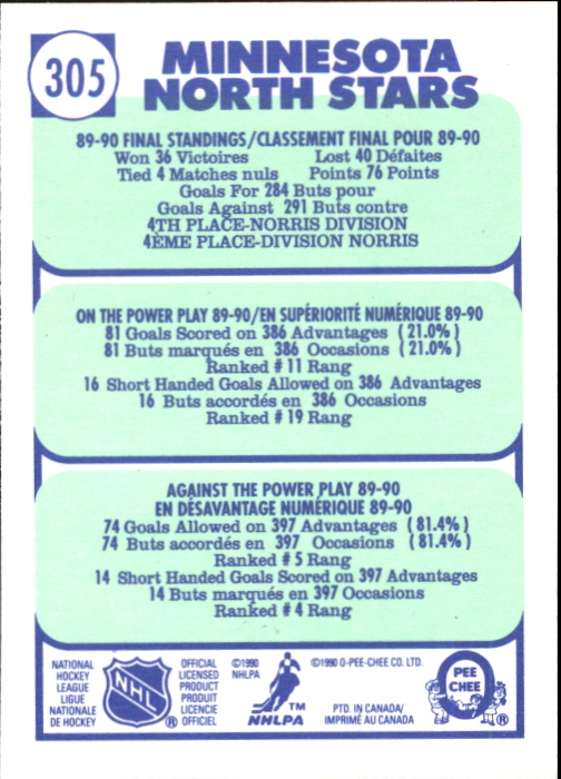1990-91-O-Pee-Chee-Hockey-Cards-Pick-From-List thumbnail 169