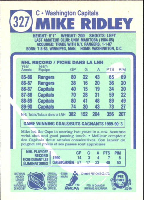 1990-91-O-Pee-Chee-Hockey-Cards-Pick-From-List thumbnail 191