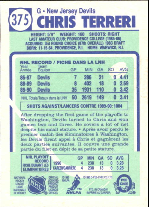 1990-91-O-Pee-Chee-Hockey-Cards-Pick-From-List thumbnail 223