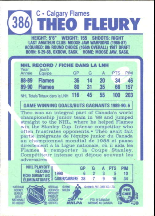 1990-91-O-Pee-Chee-Hockey-Cards-Pick-From-List thumbnail 233