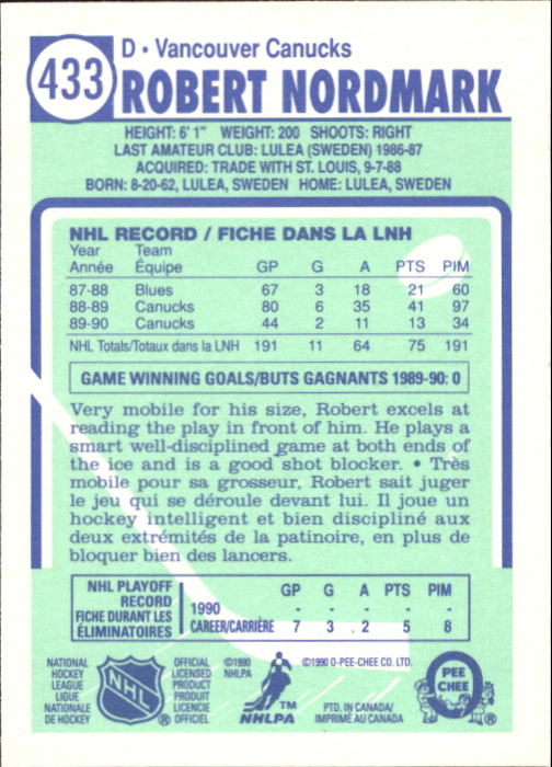 1990-91-O-Pee-Chee-Hockey-Cards-Pick-From-List thumbnail 261
