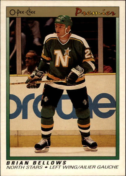 1990-91 OPC Premier #3 Brian Bellows