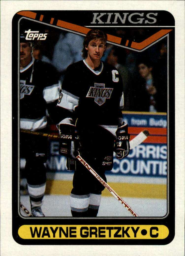 1990-91 Topps #120 Wayne Gretzky UER/(13102 career assists)