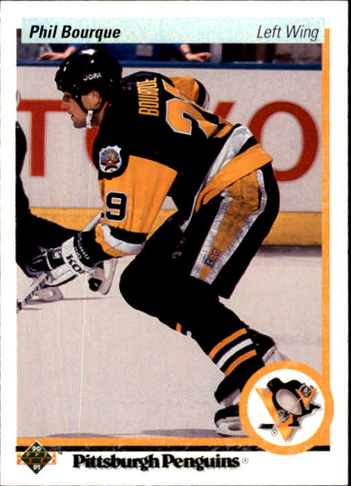 1990-91 Upper Deck #31 Phil Bourque