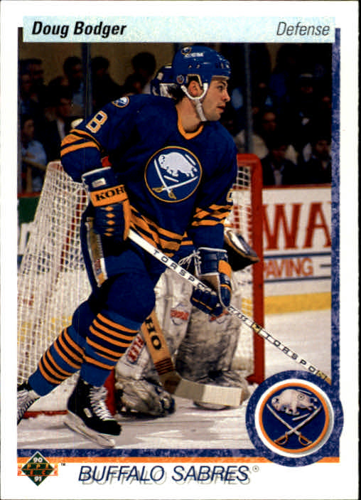 1990-91 Upper Deck #50 Doug Bodger