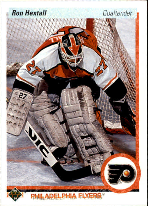 1990-91 Upper Deck #227 Ron Hextall