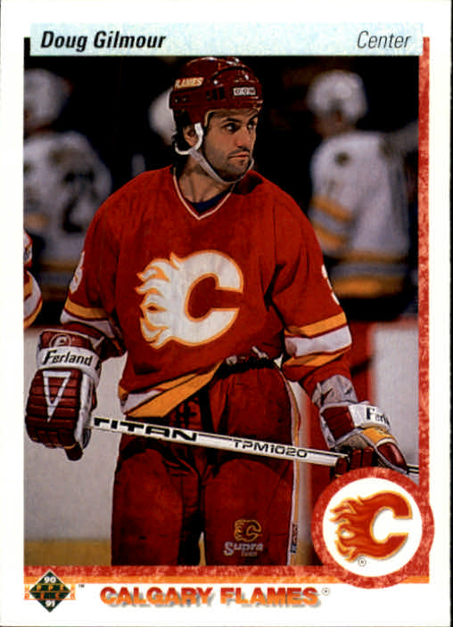 1990-91 Upper Deck #271 Doug Gilmour