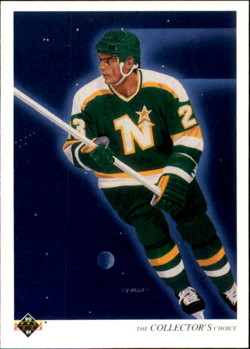 1990-91 Upper Deck #308 Brian Bellows TC