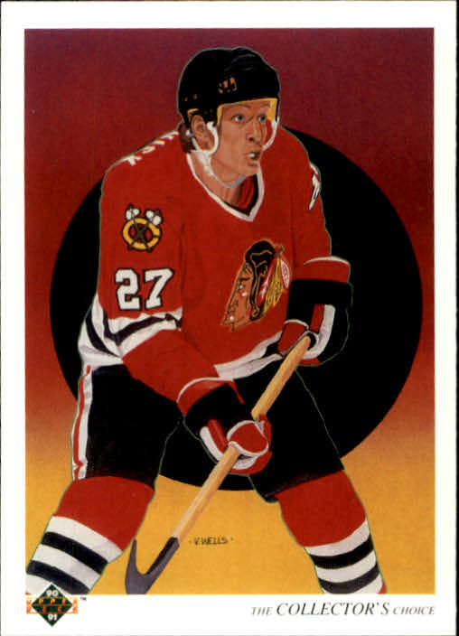 1990-91 Upper Deck #316 Jeremy Roenick TC