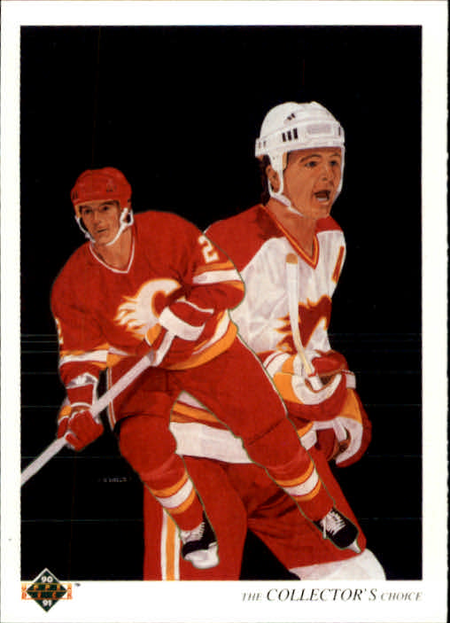 1990-91 Upper Deck #319 Al MacInnis TC