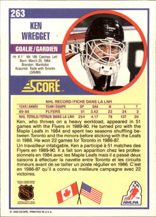 1990-91-Score-Canadian-Hockey-Cards-263-440-Pick-From-List miniature 3