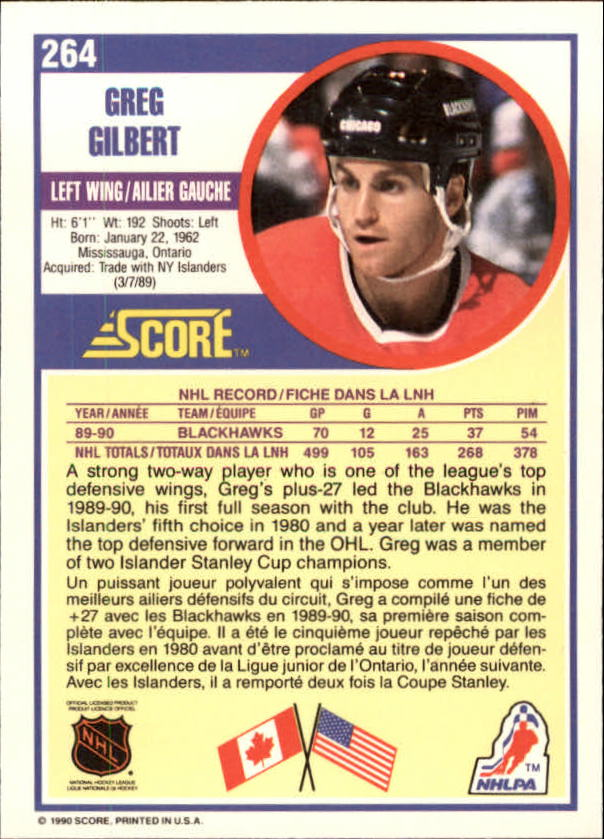 1990-91-Score-Canadian-Hockey-Cards-263-440-Pick-From-List miniature 5
