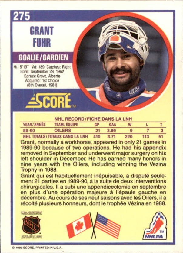 1990-91-Score-Canadian-Hockey-Cards-263-440-Pick-From-List miniature 27