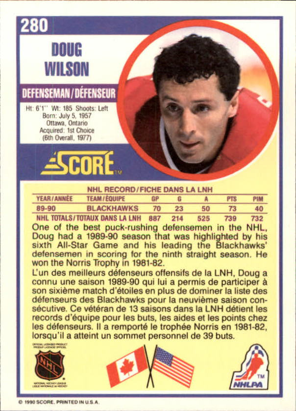1990-91-Score-Canadian-Hockey-Cards-263-440-Pick-From-List miniature 37