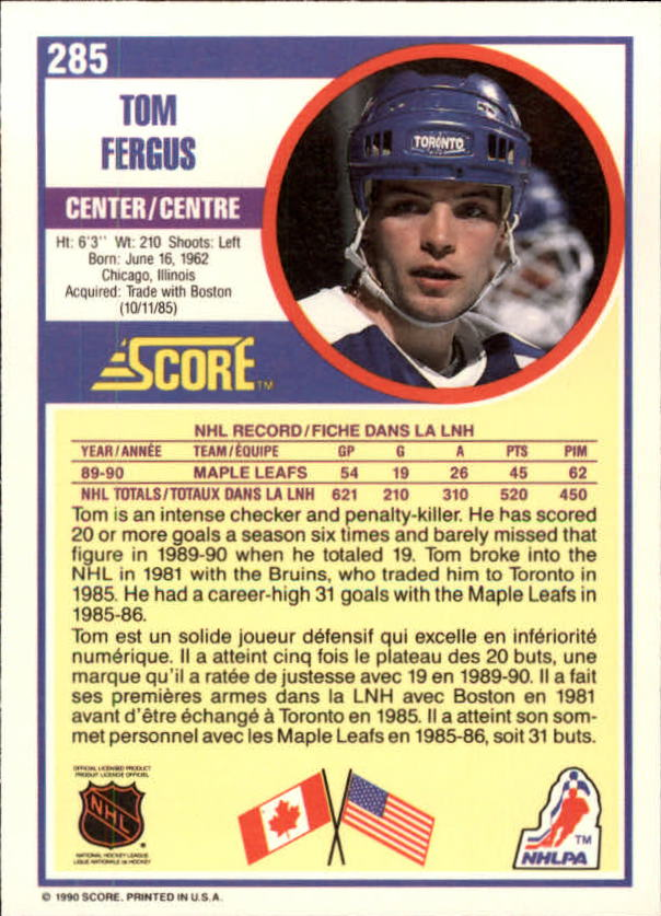 1990-91-Score-Canadian-Hockey-Cards-263-440-Pick-From-List miniature 47