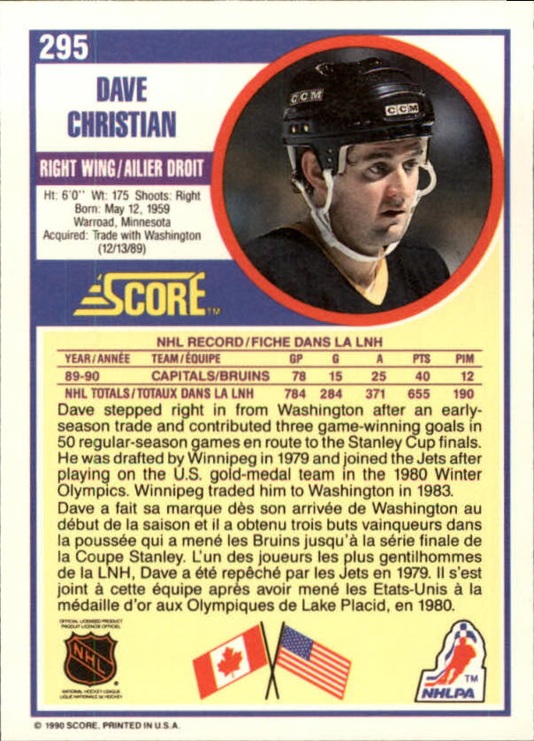 1990-91-Score-Canadian-Hockey-Cards-263-440-Pick-From-List miniature 67