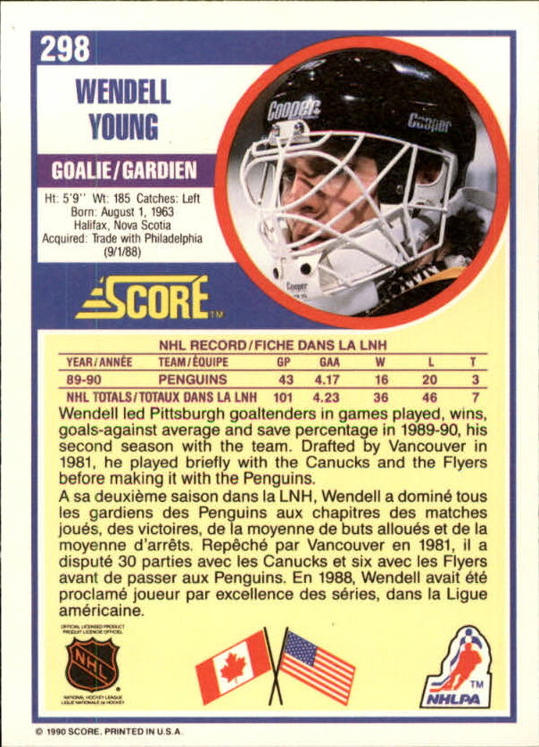 1990-91-Score-Canadian-Hockey-Cards-263-440-Pick-From-List miniature 73