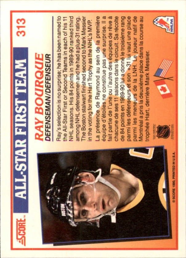 1990-91-Score-Canadian-Hockey-Cards-263-440-Pick-From-List miniature 101