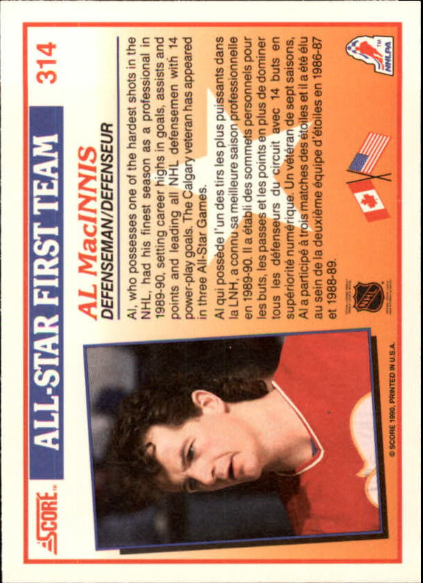 1990-91-Score-Canadian-Hockey-Cards-263-440-Pick-From-List miniature 103