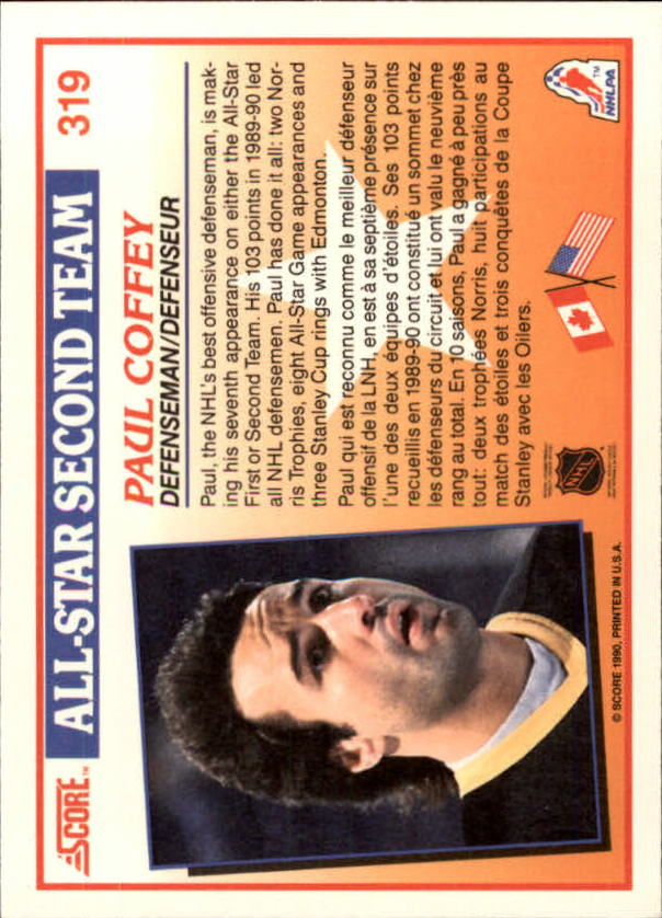1990-91-Score-Canadian-Hockey-Cards-263-440-Pick-From-List miniature 113