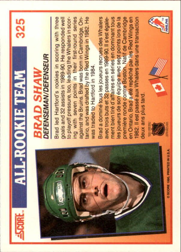 1990-91-Score-Canadian-Hockey-Cards-263-440-Pick-From-List miniature 125